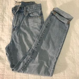 Madewell Perfect Summer Jean 26